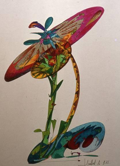 faune et flore aux feutres (1)