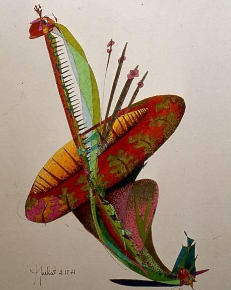 faune et flore aux feutres (13)