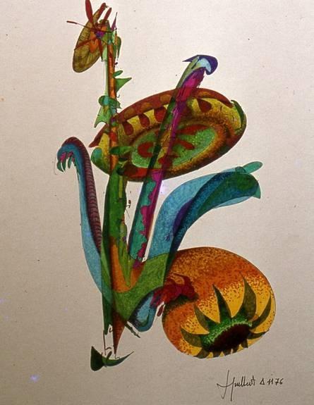 faune et flore aux feutres (16)