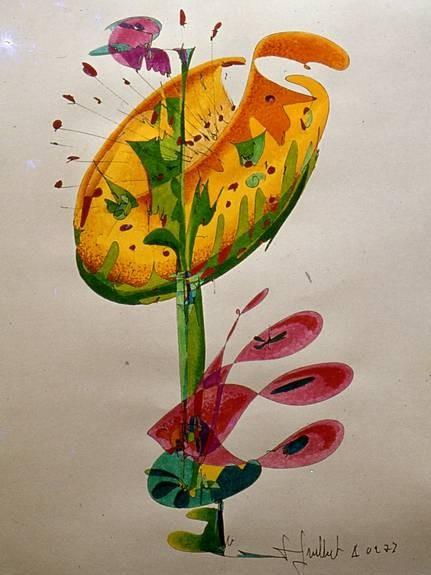 faune et flore aux feutres (2)