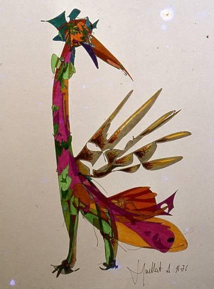 faune et flore aux feutres (3)