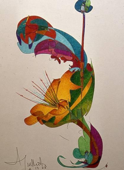 faune et flore aux feutres (4)