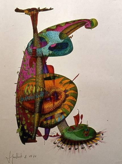 faune et flore aux feutres (5)